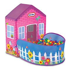 Little Tikes Pink Girl Play Tent