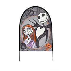 The Nightmare Before Christmas 23 Fabric Tombstones (Set of 3)