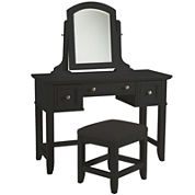 Rockbridge Vanity and Bench