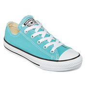 Converse® Chuck Taylor All Star Girls Oxford Sneakers - Little Kids