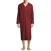 Stafford® Flannel Nightshirt - Big & Tall
