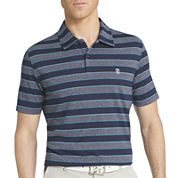 IZOD® Golf Short-Sleeve Chambray Polo