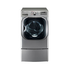 LG 9.0 cu. ft. Mega Capacity Gas Dryer w/ Steam™ Technology
