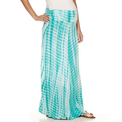 Maternity Maxi Skirt - Plus