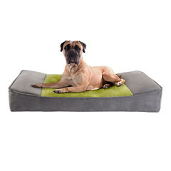 Soft Touch Shadow Pillow-Top Stretch Lounger
