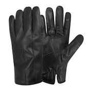 Stafford® Sherpa Lined Gathered Touch Gloves