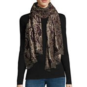 Mixit™ Tapestry Floral Jacquard Day Wrap