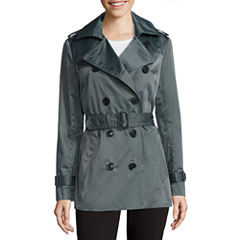Liz Claiborne® Trench Coat