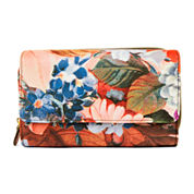 Mundi® Big Fat Wallet Full Bloom Wallet