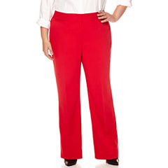 Liz Claiborne® Audra Slim Pants - Plus