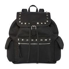 Arizona Studded Flap Backpack