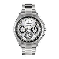 Citizen® Eco-Drive® Super Titanium Satellite Wave F900 Mens Watch CC9010-74A