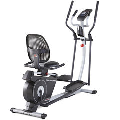 Proform Hybrid Trainer Elliptical and Recumbent Bike