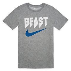 Nike Graphic T-Shirt-Big Kid Boys