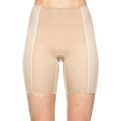 ASSETS Red Hot Label by Spanx Luxe and Lean Metallic Mid-Thigh Shapers - 2524