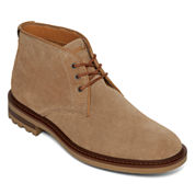 Collection by Michael Strahan MJ Mens Chukka Boots