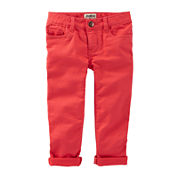 OshKosh B'Gosh® Skinny Stretch Twill Pants - Preschool Girls 4-6x