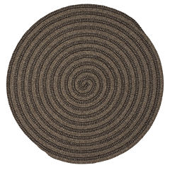 Colonial Mills® Berkshire Braided Round Rug