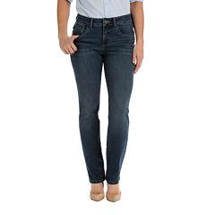 Lee® Perfect Fit Straight-Leg Denim Jeans