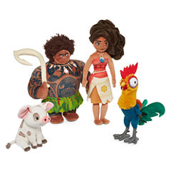 Disney Collection Moana Plush Toys