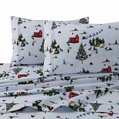 Tribeca Living North Flannel Flannel Pillowcases