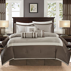 Madison Park Abigail 7-pc. Contemporary Comforter Set