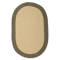 Colonial Mills® Vermont Reversible Braided Oval Rug