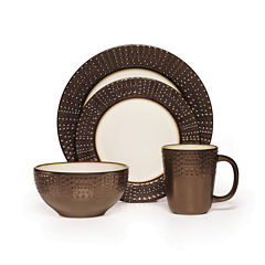 Gourmet Basics By Mikasa Metropolitan 16-pc. Dinnerware Set