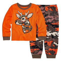 Kids Pajama Set Boys