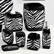 Creative Bath™ Zebra Bath Collection