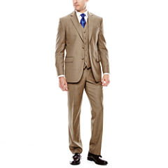 Stafford® Travel Sharkskin Suit Separates - Slim Fit