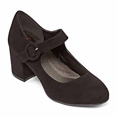 Pop Flair Womens Mary Jane Shoes
