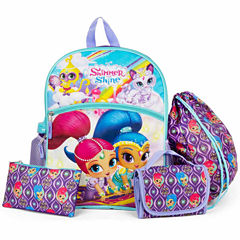 SHIMMER AND SHINE BACKPACK AND LUNCH TOTE SET