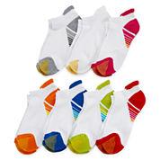 Gold Toe® Womens 6-pk. Tab Liner Socks + BONUS pair