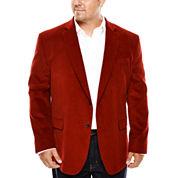 Stafford® Signature Corduroy Sport Coat - Big