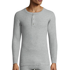 Rockface Midweight Thermal Henley Shirt - Big & Tall