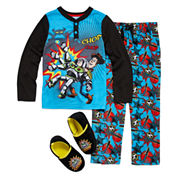 Toy Story 2-pc. Pajama Set or Slippers - Boys