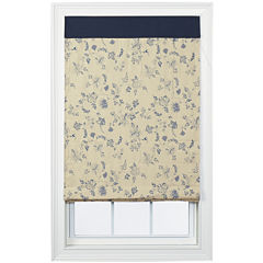 JCPenney Home™ Camilla Custom Roman Shade with Cord Wrap