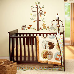 Carter's® 4-pc. Friends Crib Bedding Set - One Size
