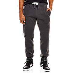 Southpole® Solid Fleece Jogger Pants
