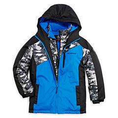 Weatherproof® Heavyweight Vestee Jacket - Preschool Boys 4-7
