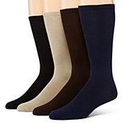 MUK LUKS® 4-pk. Men's Dress Socks