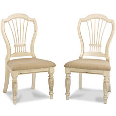 Meadowbrook Set of 2 Side Chairs