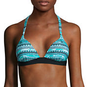 Arizona Mod Dream Push-Up Halter Swim Top