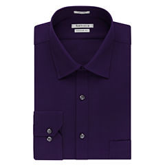 Van Heusen Long-Sleeve Pincord Flex Collar Dress Shirts