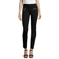 i jeans by Buffalo Zipper Skinny Jeans