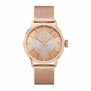 JBW Womens Rose Goldtone Bracelet Watch-J6339b