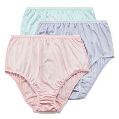 Underscore® 3-pk. Nylon High-Cut Panties