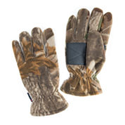 QuietWear® Waterproof Fleece Gloves