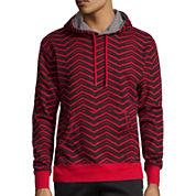 Xersion™ Long-Sleeve Classic Fleece Pullover Hoodie